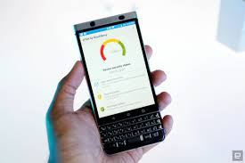 blackberry keyone review vintage vibes and a modern os
