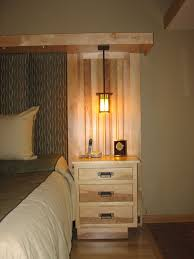 headboard with built in bedside tables headboard with built in inspirations also incredible nightstands