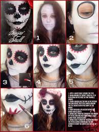 dead makeup halloween day of the dead makeup 3 halloween pinterest dead makeup