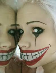 how to do halloween makeup 20 of the creepiest halloween makeup ideas bored panda 132 best