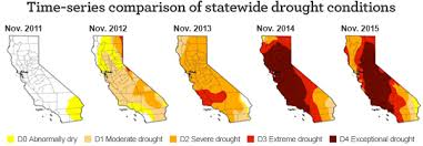 california drought map january 2016 drought proofing your municipal bond portfolio fargo asset