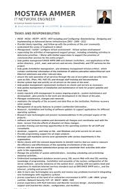 Controller Resume Example by Network Administrator Resume Samples Visualcv Resume Samples