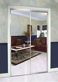 Slimfold Closet Doors Slimfold Sliding Mirrored Doors Dunbarton Corporation