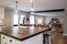 kitchen island top wood top kitchen island view in gallery for inspirations 17
