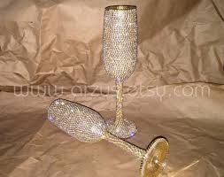 wedding gift glasses custom wedding chagne glasses toasting glasses toasting flutes