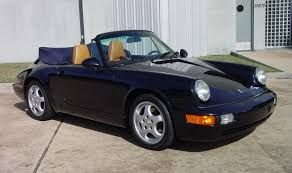 porsche californication porsche 964 cabrio image 34