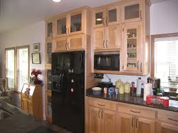 Rustic Maple Kitchen Cabinets Rm3