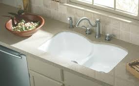 Kitchen Sink Model Kitchen White Undermount Kitchen Sink Throughout Nice Model