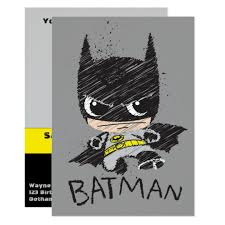 batman congratulations card mini classic batman sketch card zazzle