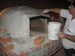 Building A Backyard Pizza Oven by Amore Mio Wood Fired Pizza Oven Built In Victoria By Sam