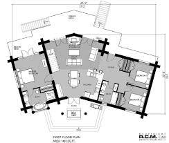 Cad Floor Plan Park County Rcm Cad Design Drafting Ltd