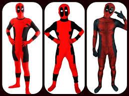 Halloween Costumes Deadpool Deadpool Diy Deadpool Costume Guide