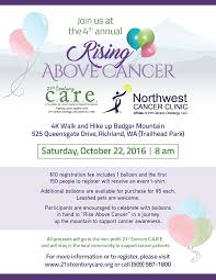 Richland Washington Map by Rising Above Cancer Sponsored By Northwest Cancer Clinic