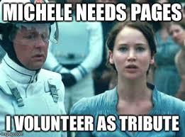 I Volunteer Meme - i volunteer as tribute memes imgflip