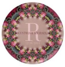 25th anniversary plates personalized gold glitter sunflower modern 25th anniversary plate gold