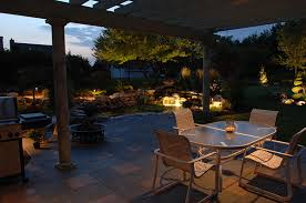 Lighting For Patios Lighting For Decks And Patios