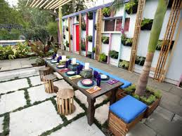 Jamie Durie Patio Furniture by Paver Patios Hgtv