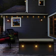 Commercial Patio String Lights by Calish 35ft Waterproof Outdoor String Lights Heavy Duty Commercial