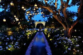 outdoor party lighting outdoor wedding party lights decorating of party