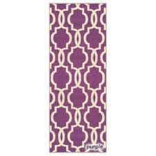 Mauve Runner Rug Purple Stripe Rugs Area Rugs For Less Overstock