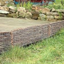 Barriere De Jardin Pliable Meilleur Bordure Jardin Tresse Meilleur Idées De Conception De Maison