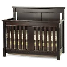 4 In 1 Crib With Changing Table Child Craft Bradford 4 In 1 Convertible Crib Target