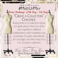 Challenge Mix New Year New You Style Challenge Mix It Up May Style Within Grace