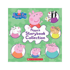 peppa s storybook collection hardcover target