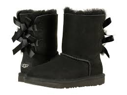 ugg bailey bow navy blue sale ugg shipped free at zappos