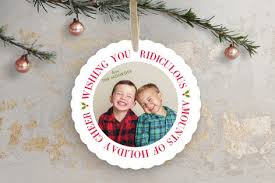 cheer ornament cards by kaydi b minted