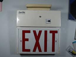 exit sign light bulbs exit sign light bulbs hommum com