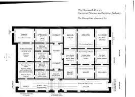 met museum floor plan nyc art trip