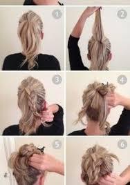 Japanische Hochsteckfrisurenen by Schnell Einfach Diy Frisuren Wellen Flechten Hairstyles