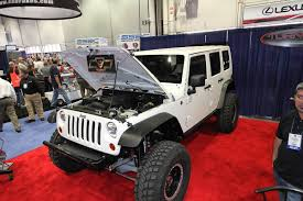 kraken jeep sema 2012 turn key expands engine kits to late model vehicles