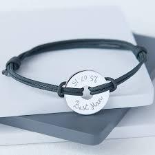 personalized bracelet or page boy s personalized bracelet