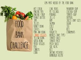 thanksgiving food bank challenge baptist church