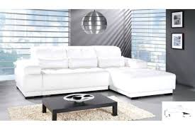 canapé d angle blanc cuir canape canape d angle en cuir convertible canape dangle