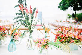 tropical themed wedding a tropical themed wedding in cebu philippines wedding