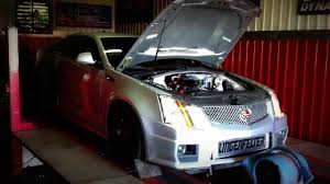 cadillac cts 3 6 supercharger ctsv 975hp kenne bell supercharger