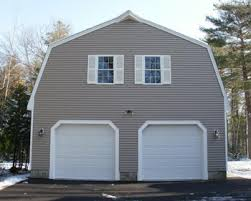 gambrel style gambrel style garages from gbi avis