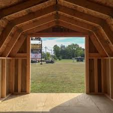 Mini Barns Michigan Quality Structures Amish Sheds Cabins And Barns
