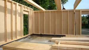 maison interieur bois technique construction maison ossature bois maison interieur