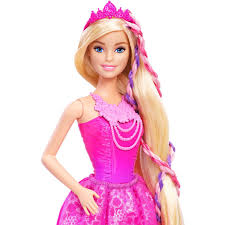 Barbie Style Doll Reviews And by Barbie Endless Hair Kingdom Snap U0027n Style Princess Doll Walmart Com