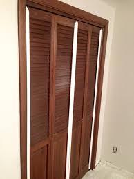 Closet Doors Diy Bi Fold To Faux Shiplap Closet Doors Bright Green Door