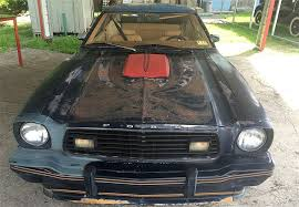 1978 king cobra mustang for sale barn find 78 ford mustang king cobra was the best of the days