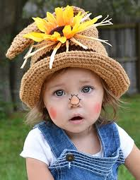Baby Duck Halloween Costume Toddler Scarecrow Hat Halloween Costume Baby Brookedanielsco