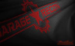 garage recon logo design flyland designs freelance illustration logo design grungy military badge with star for mechanic website