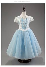online shop flower girls dresses children princess cinderella