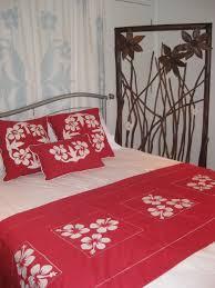 applique embroidery bedding tivaevae collectables
