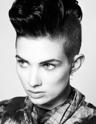 hair tutorial tumblr tomboy the queer pomp in 3 steps with i dream of dapper qwear queer